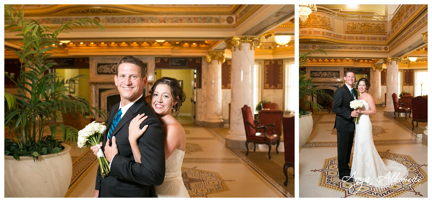 Marriage and french lick