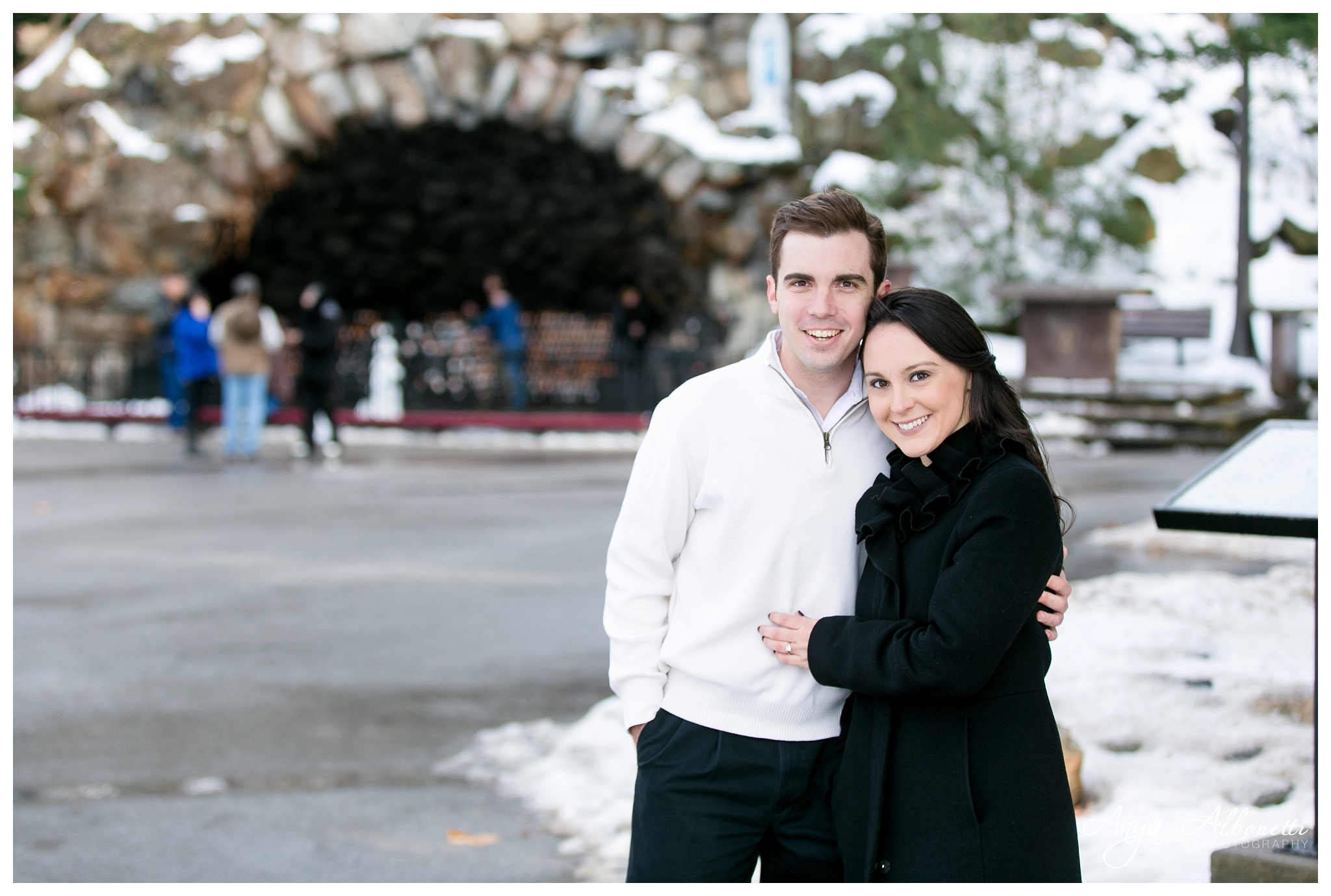 Notre Dame Winter Engagements