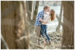Janelle and Mark | Indianapolis Engagement Photography